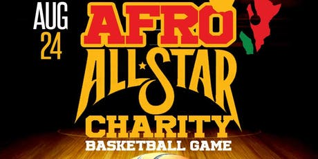 QM EVENTS AFRO ALL*STAR CHARITY BASKETBALL GAME | SAT. AUG. 24TH | 12-5PM tickets