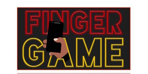 Live Taping of Finger Game - Audience Member