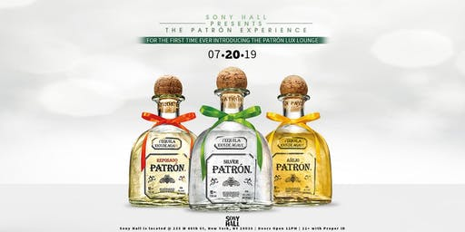 The Patron Experience with Rich the Kid at Sony Hall 7/20