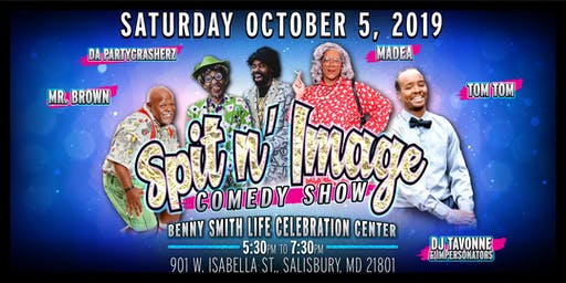 Salisbury, MD Comedy Show w/ Madea & Mr. Brown The Impersonators & more