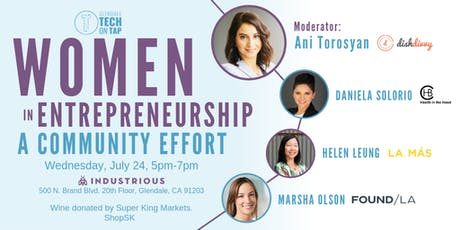Women in Entrepreneurship: A Community Effort  tickets