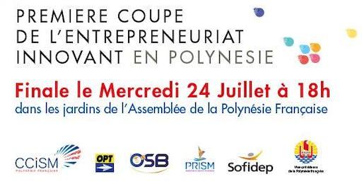 La Grande Finale - Startup Cup Polynésie