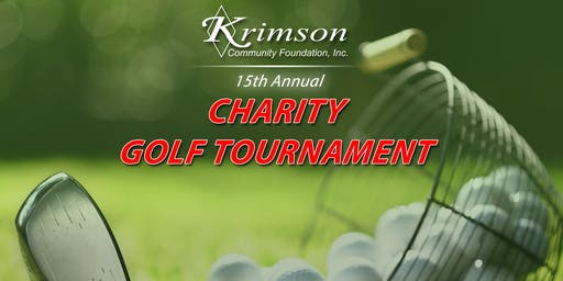 15th Annual Krimson Community Foundation Charity Golf Tournament