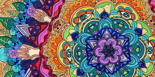 Mandala Musing Mindfulness