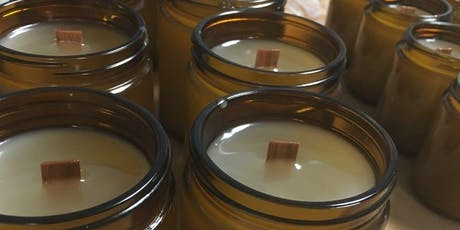 Candle Making at Pluff Mud Mercantile tickets