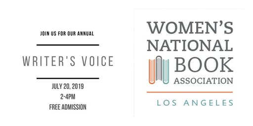 Women's National Book Association Los Angeles Writer's Voice