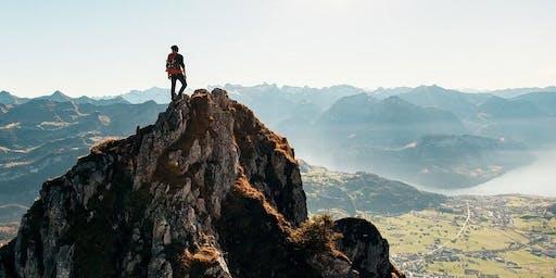 The 3rd NASU Hiking Season - The 3rd stop Mount Chocorua