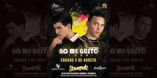 Adriel Favela & Javier Rosas -La Escuela No Me Gusto Tour | Aurora, CO