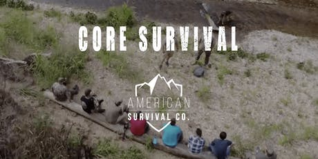 Core Survival - Family Weekend - AR tickets