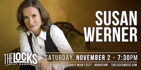 Susan Werner with Vanida Gail tickets