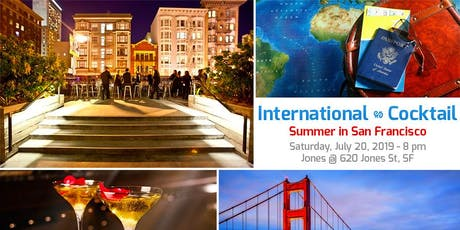 International Cocktail - Summer Edition tickets