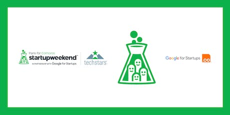 Startup Weekend Paris for Comoros 2019 billets