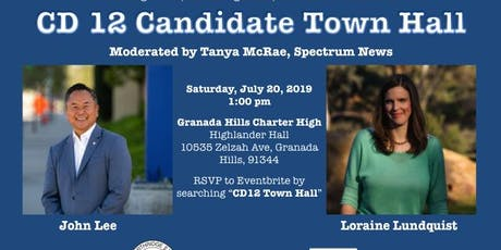 CD12 Town Hall Forum tickets