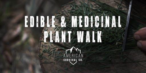 Edible & Medicinal Plant Walk  - AR
