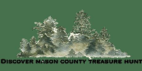 Discover Mason County Treasure Hunt tickets