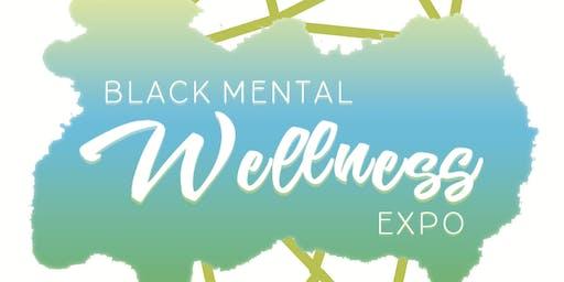 2019 Black Mental Wellness Expo