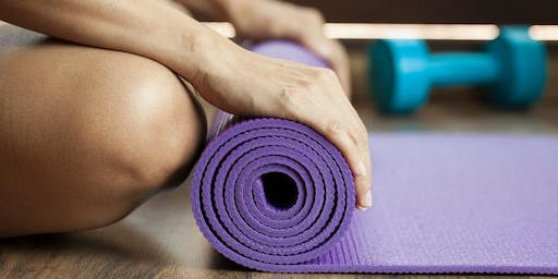 Ladies Beginner Yoga Class