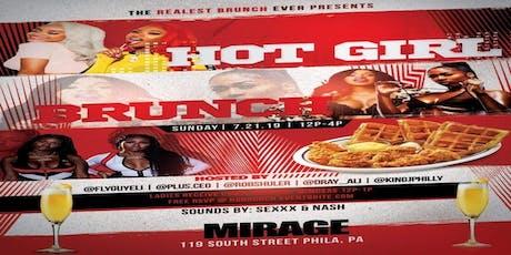 HOT GIRL BRUNCH tickets