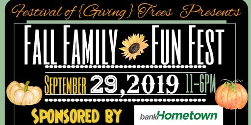"""Festival"" Fall Family Fun Fest"