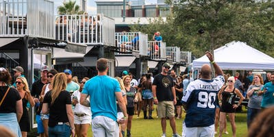 Party Shack Tailgate Village: Jaguars vs Atlanta Falcons