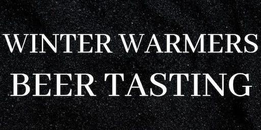 Winter Warmers Beer Tasting