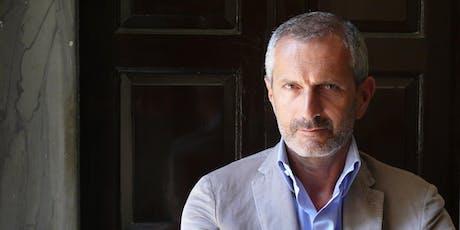 Gianrico Carofiglio - A talk tickets
