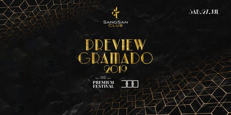 Sangsan Club | Preview Premium Festival & 300 Gramado ingressos