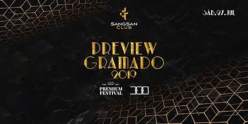 Sangsan Club | Preview Premium Festival & 300 Gramado
