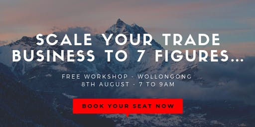 Scale Your Trade Business To 7 Figures.