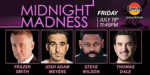 Thomas Dale, Josh Adam Meyers, Steve Wilson- Midnight Madness!
