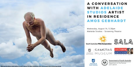 A Conversation with Adelaide Studios Artist in Residence Amos Gebhardt tickets