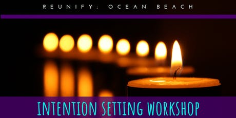 Intention Setting Workshop tickets