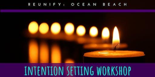 Intention Setting Workshop