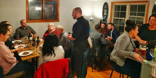 Sirkin Supper Club: Late Summer Dinner