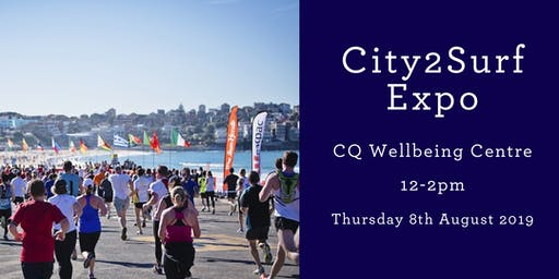 City2Surf Expo