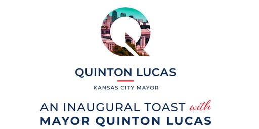 KC 2019 Inaugural Toast with Mayor Lucas