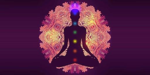 Chakra Sound Healing and Shamanic Journey with Amber Field