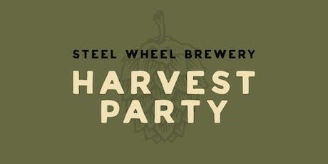 Steel Wheel Brewery Harvest Party tickets