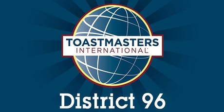 Toastmasters District 96 Annual 2020 Conference  tickets