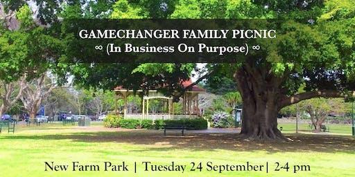 Gamechanger Family Picnic - Brisbane