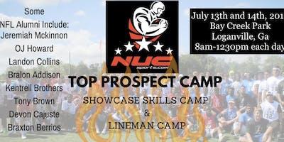 NUC Top Prospect Football Camp | Atlanta, GA | July 18th and 19th, 2020