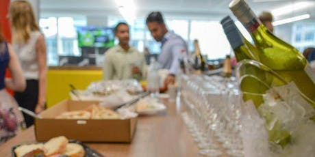 LogMeIn hosted Sales Networking Night tickets