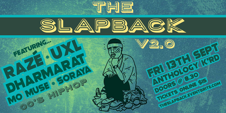 The Slapback II - LIVE 00's Hiphop/RnB Night tickets