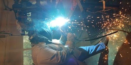 Beginner welding class (mig)  tickets