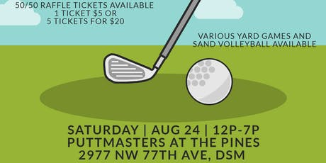 Mini-Golf/Family Day tickets