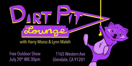 Dirt Pit Lounge Comedy Night – July 2019 tickets