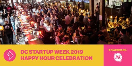 DC Startup Week Happy Hour  tickets