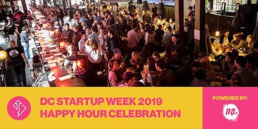 DC Startup Week Happy Hour