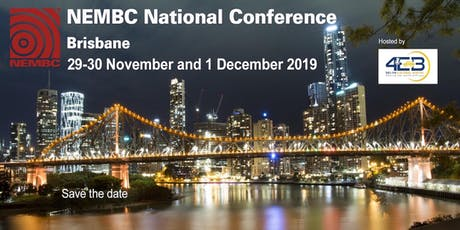 2019 NEMBC National Conference  tickets
