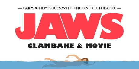 JAWS Screening & Lobster Bake tickets